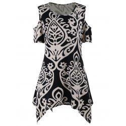 $17.42--5X--Plus Size Tops For Women: Cute Plus Size Crop Tops & Lace Tops Fashion Sale Online | Twinkledeals.com Page 2