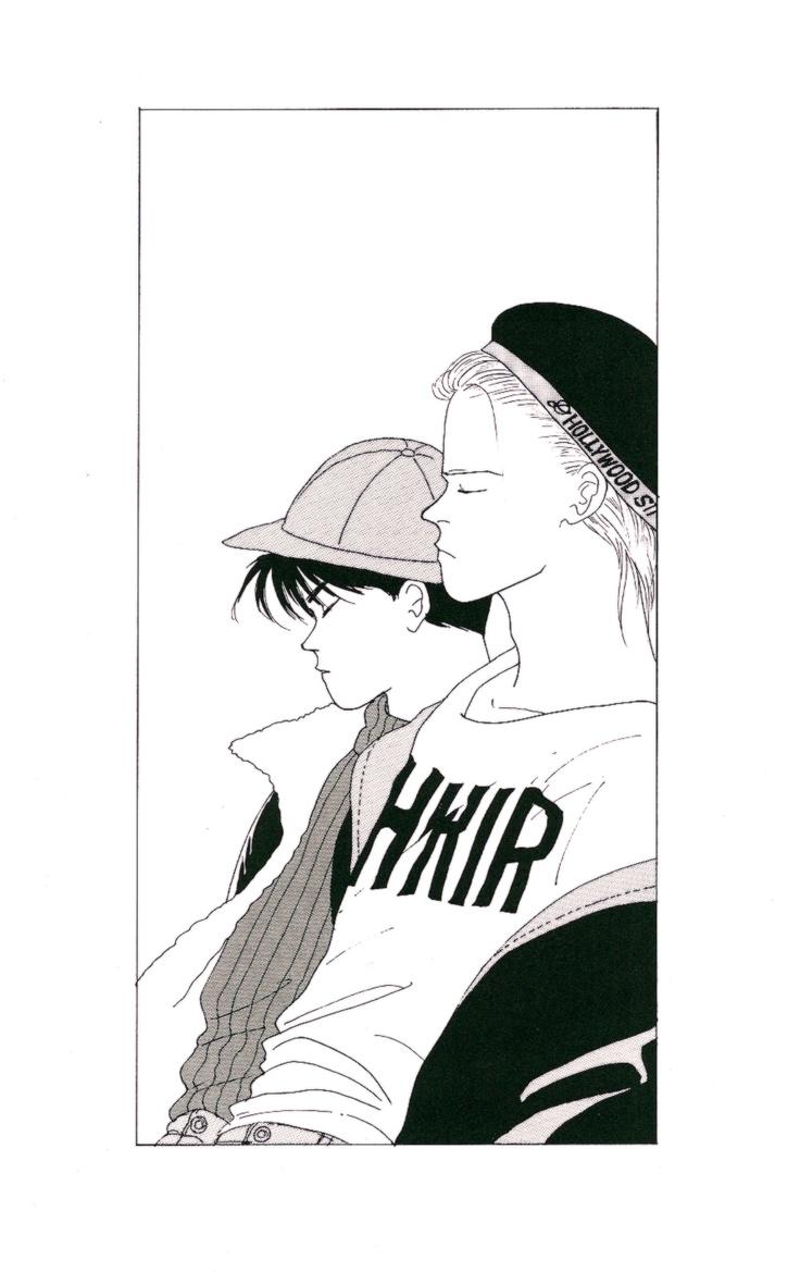 Eiji & Ash (Banana Fish)