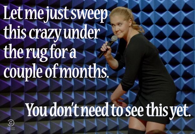11 On-Point Amy Schumer Quotes To Get You Through The Day