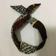 Mini foulard chignon cheveux bunny bun wrap accessoire bijoux hair