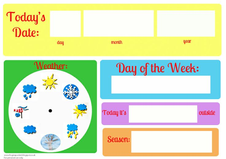 Calendar Board Printables : Best images about learning calendar on pinterest