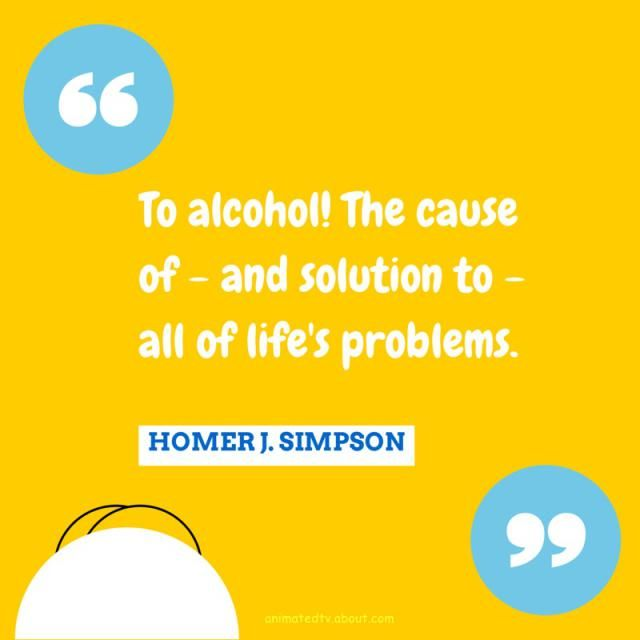 Homer Simpson Wedding Quotes: 17 Best Homer Simpson Quotes On Pinterest