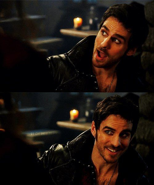 Captain Hook | Killian Jones