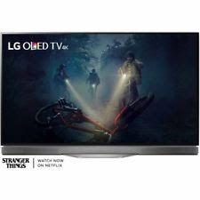 "New Factory Sealed LG Electronics OLED65E7P 65"" Inch 4K Ultra HD Smart OLED TV"