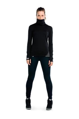 Cornice Rollover LS - Black