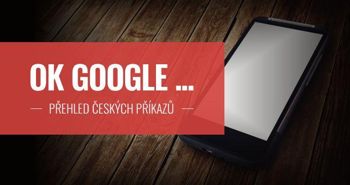 Jak používat hlasové ovládání OK Google v češtině?  #OkGoogle #GoogleNow