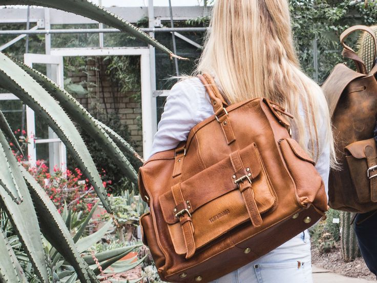 Weekender Bag by Scaramanga