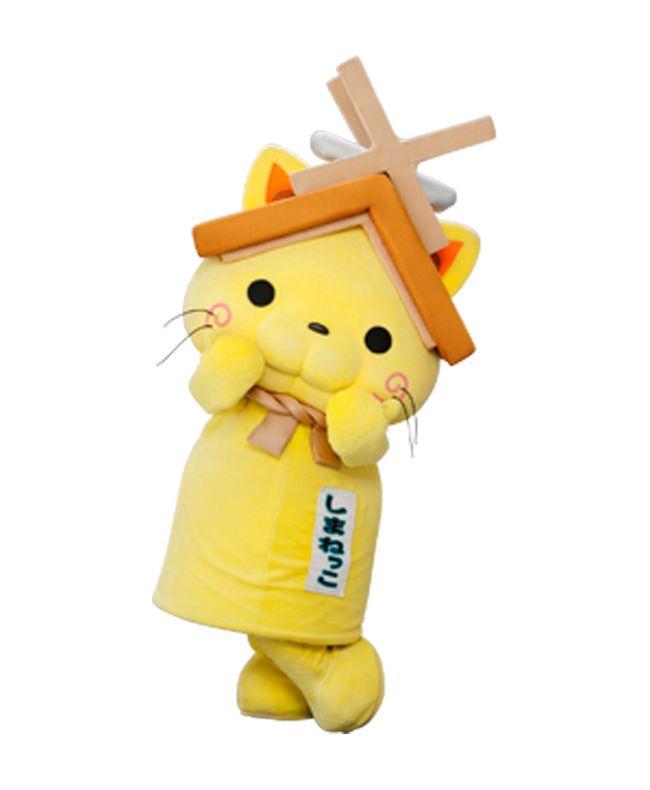 島根県観光キャラクター「しまねっこ」