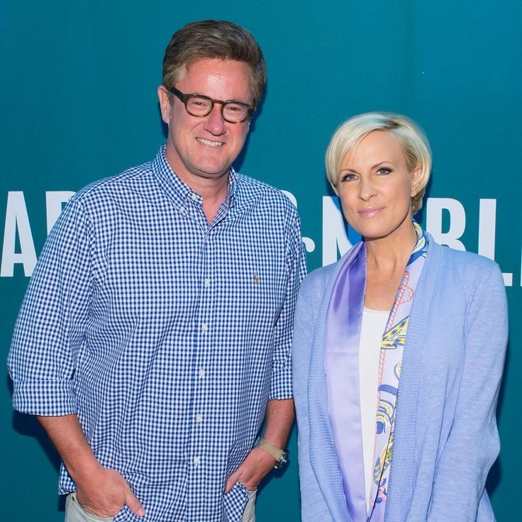 Mika Brzezinksi and Joe Scarborough Celebrate Their Engagement in New York City