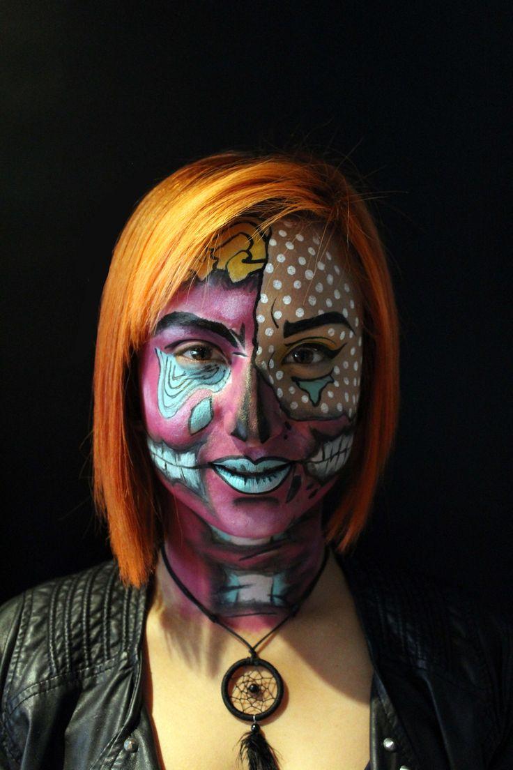 Zombie Pop Art Artistas: David Barbosa y Juliana Alarcón