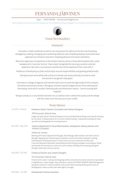 14 best good resume images on Pinterest Career planning - very good resume examples