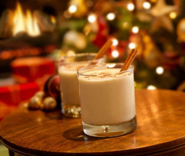 38 best healthy recipes images on pinterest kitchen recipes and food - Traditional eggnog recipe holidays ...
