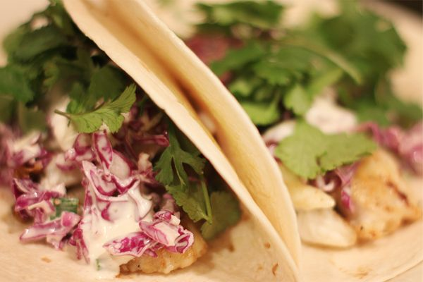 Recipe for: Tilapia Fish Tacos | Pretty Tasty Things | All things ...