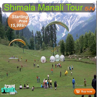 Shimla and Manali are among the favourite destinations for people looking for a break from the daily grind or for family holidays. http://bit.ly/Travelshanti-ShimalaManali For any Query Kindly contact us at Email: contact@travelshanti.com