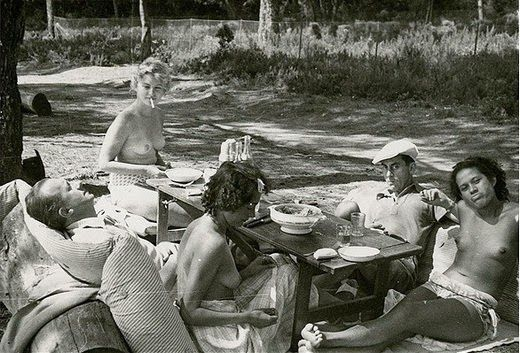 Le curieux Monsieur Cocosse | Journal: Cannes / Antibes, Summer, 1937 | Adrienne Fidelin / Man Ray / Lee Miller / Nusch & Paul Éluard