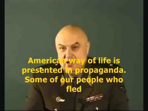 Russian General Petrov Discusses the US Dollar, 9-11, the Global Mafia, and Collapse