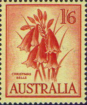 Christmas Bells, 1/6d -- Issued 9th September 1959.