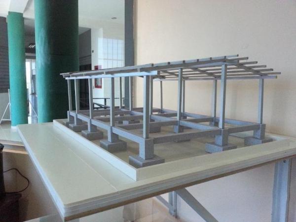 M s de 25 ideas incre bles sobre estructuras metalicas - Estructura metalicas para casas ...