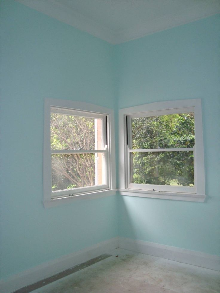 Dulux Paint light blue turquoise the new colours of my