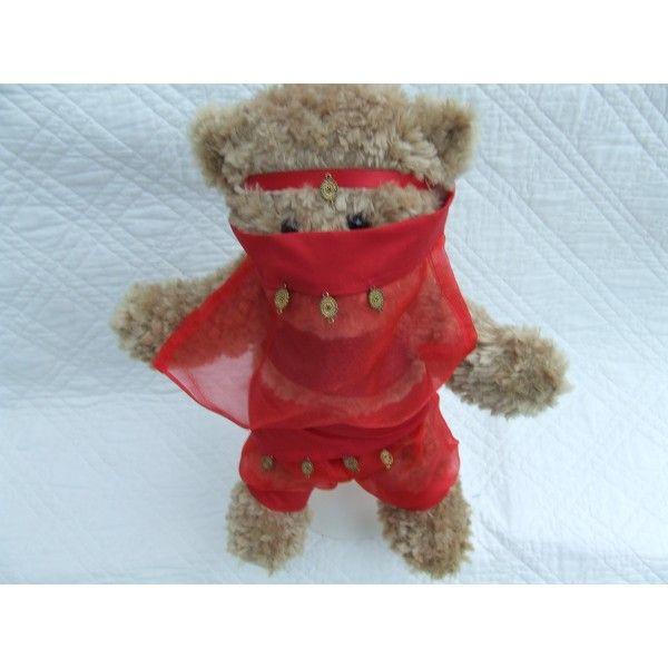 Teddy Bear - Turkish Belly Dancer