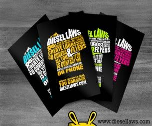 Creative Tshirt Design Business Card