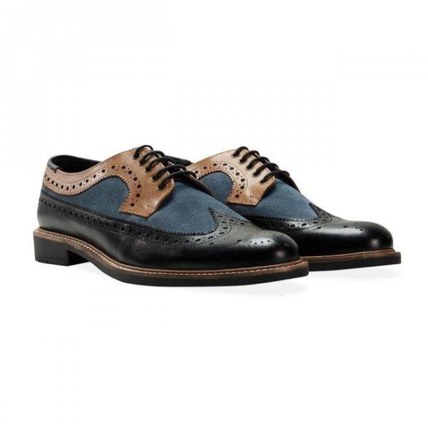 Sole Oswald Hombre Zapatos Marrón A3YxMYy3Br