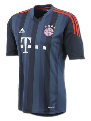 Camiseta suplente #Adidas del #Bayern M. de #Guardiola con un 20% de descuento.