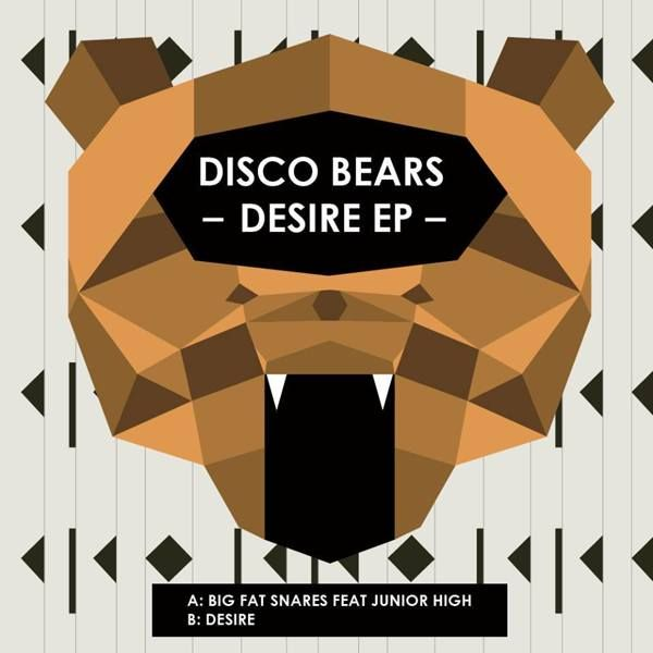 A cover for 2 free songs released last year by Disco Bears.  Published: February 17, 2014