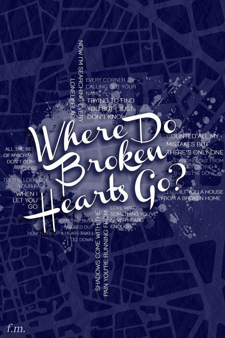 Where Do Broken Hearts Go -- FOUR (One Direction, 2014)