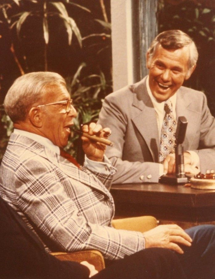 It's George! on The Tonight Show with Johnny Carson
