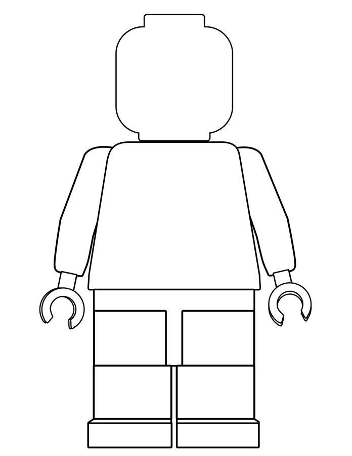 Free Printable Lego Coloring Pages Paper Trail Design Ucretsiz Boyama Kitaplari Boyama Sayfalari Legolar