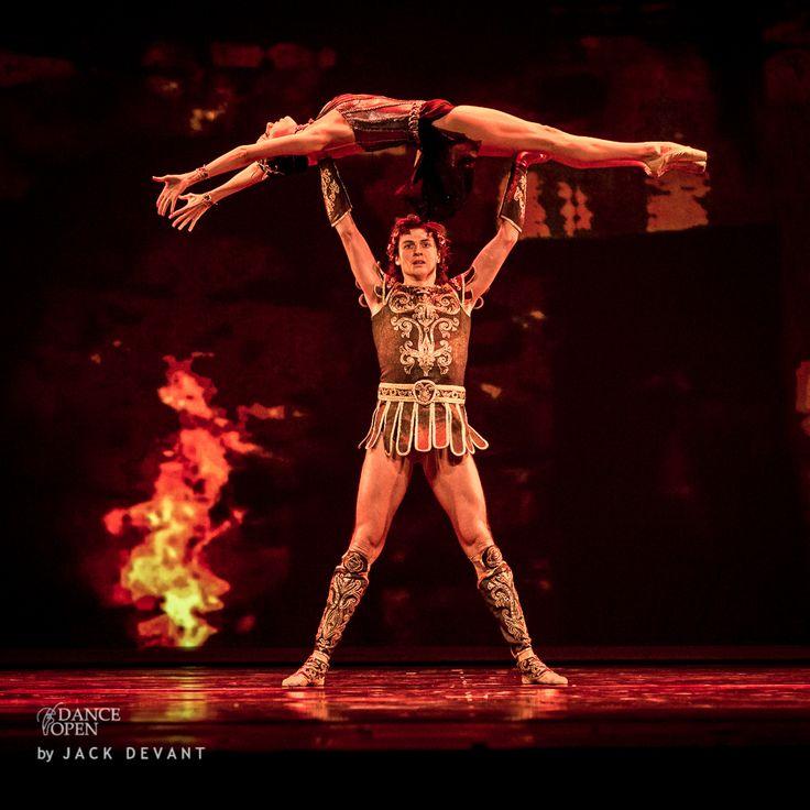 Spartacus by Irina Perren and Marat Shemiunov  by Jack Devant