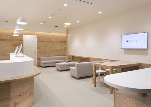 Globe Trotting: There's No Place More Tranquil Than This Japanese Pharmacy - http://www.interiordesign2014.com/decorating-ideas/globe-trotting-theres-no-place-more-tranquil-than-this-japanese-pharmacy/