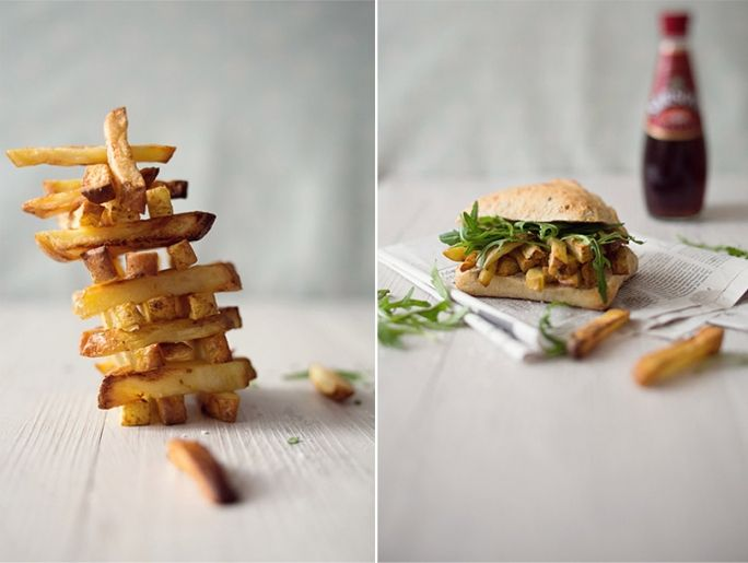 Chunky Chip Butty » borrowed-light.com