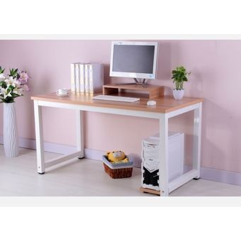 Buy T140 (Light Brown) Computer Table Study Table PC Table Office Table Computer Desk Study Desk Office Desk PC Desk online at Lazada. Discount prices and promotional sale on all. Free Shipping.