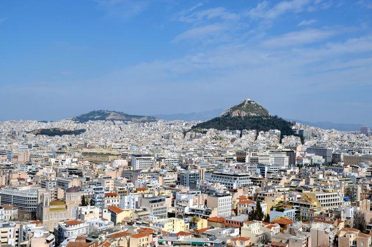 #lecebochce #naweekend #citybreak #travel #photography #podroze #greece #visitgreece #grecja #ateny #athens #lycabettus