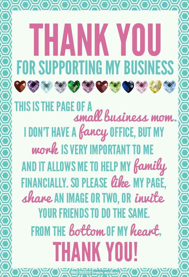 Thank you for supporting me!! Let me help you build your empire! Contact me today!  jillian.k.nelson@gmail.com  jillianybos.mymonat.com