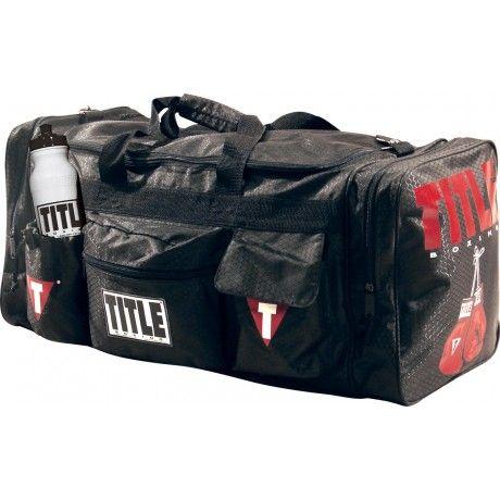 Сумка спортивная Title Deluxe-большая спортивная сумка в спортивном магазине! Купить с доставкой!