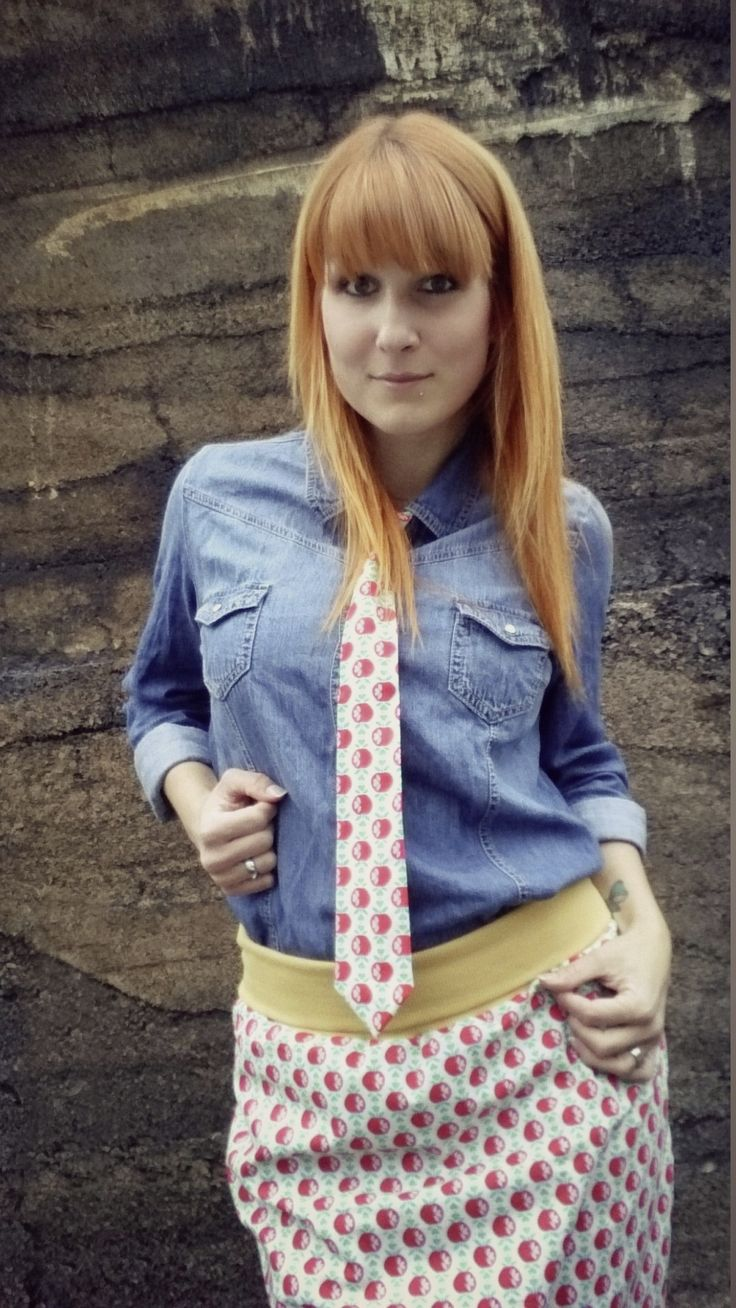 92 best Frauen & Krawatten images on Pinterest | Ties, Androgynous ...
