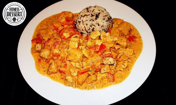 Kokos Curry Huhn