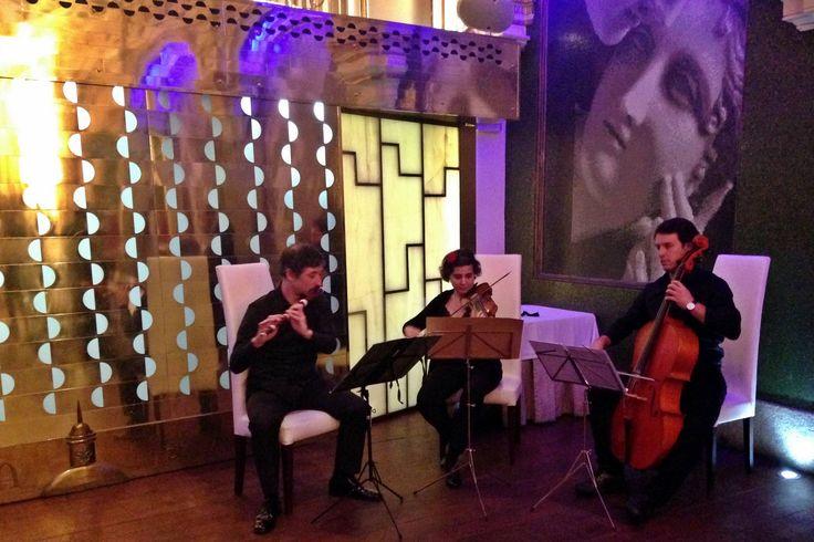 Música en el Restaurante La Capilla de la Bolsa #Madrid #música #music