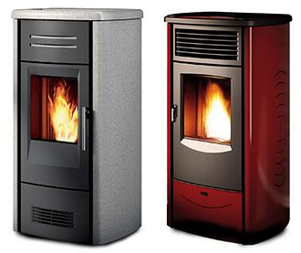 Piazzetta Pellet Heaters | About