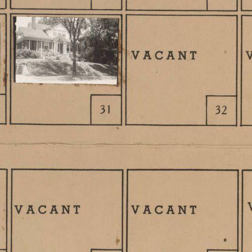 Tax Assessment Block Folder, Kansas City, MO, District 12, Block 53 :: Kansas City 1940 Tax Assessment Photographs