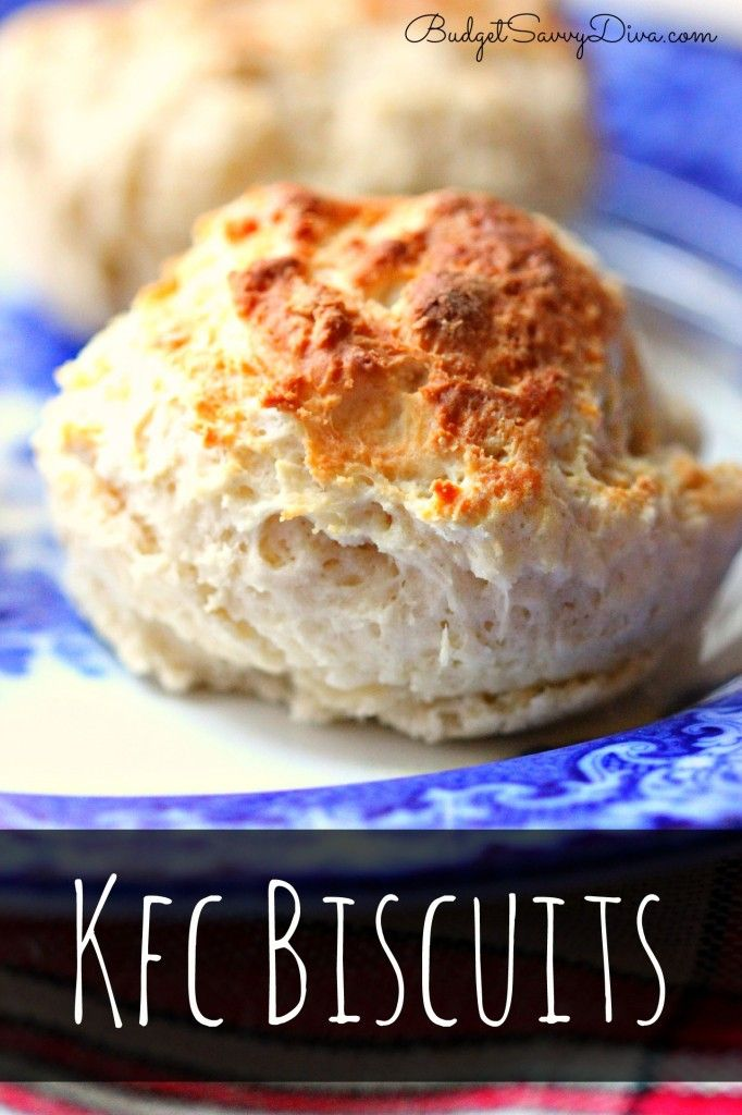 Copy Cat Recipe – Kfc Biscuits
