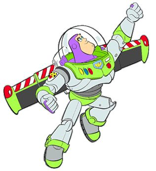 Buzz Lightyear Is A Fictional Character In The Toy Story