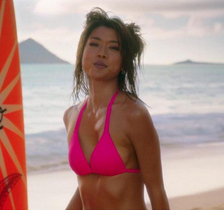 grace park bikini pics