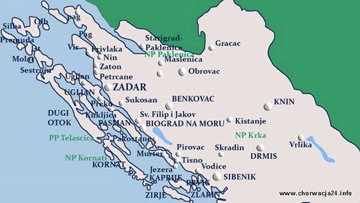 Północna Dalmacja Więcej informacji o Chorwacji pod adresem http://www.chorwacja24.info/polnocna-dalmacja