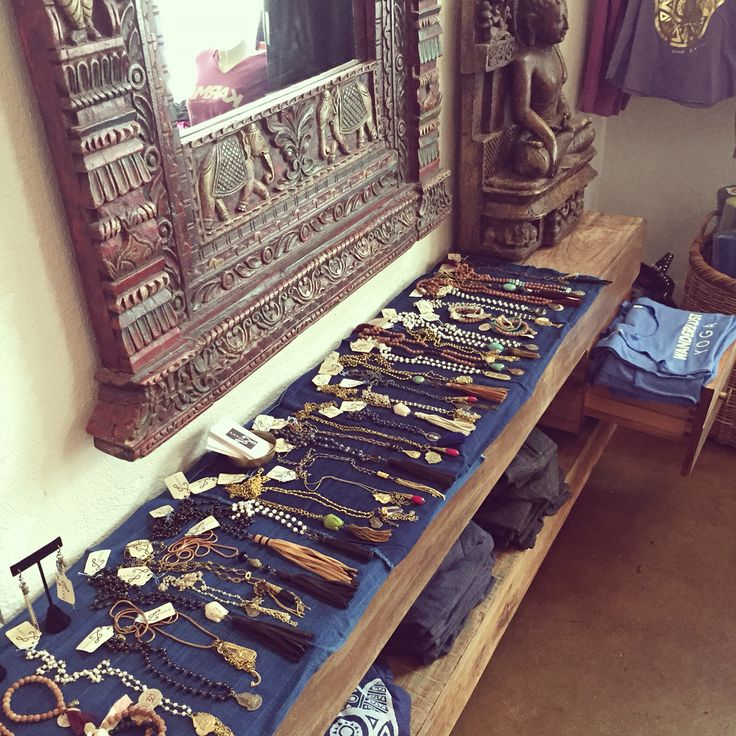 Trunk Show at Wanderlust #Yoga #Austin