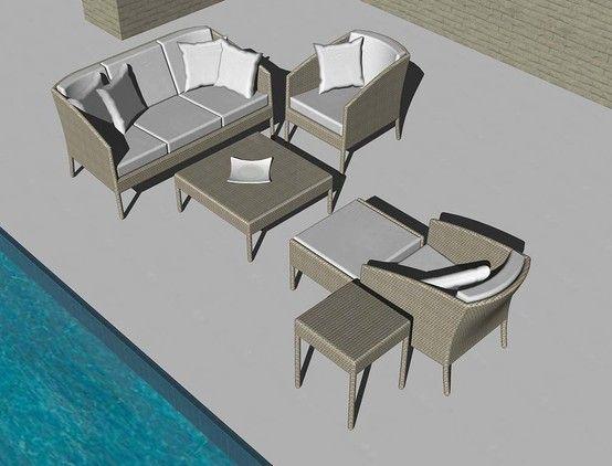 CABILAO Sofa Set