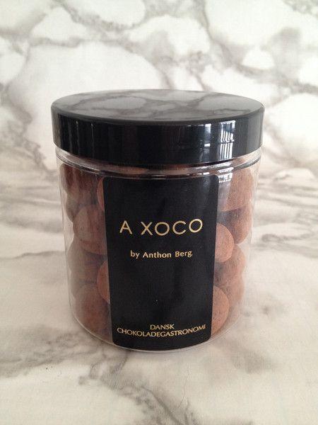 A XOCO Chilli Chocolate Hazelnuts - Sønderho Nordic Design - Coffee Shop